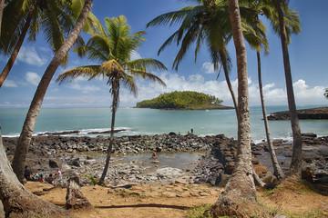 Les îles du Salut- Guyane