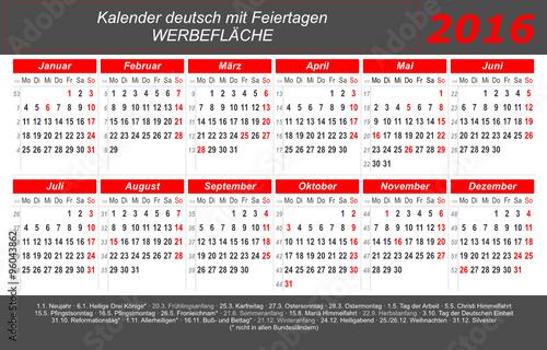 """Kalender 2016"