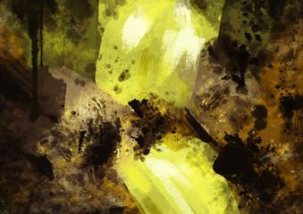 brush , texture - Stock Image