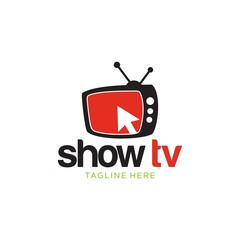 TV and media logo