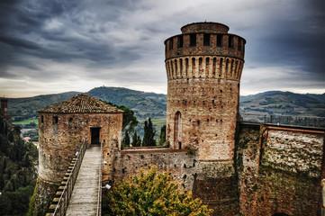 Rocca Manfrediana in Brisighella