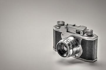 古いカメラ HDR