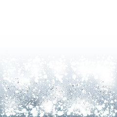 Shimmering Winter Background