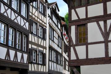 Maisons Alsaciennes, Petite France, Strasbourg