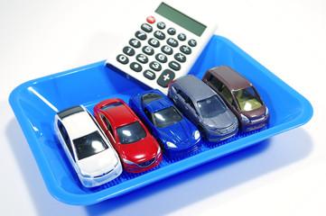 車の購入・売却イメージ