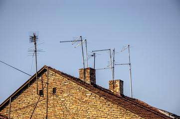 Analog tv antenna
