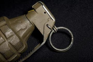 WW2 Hand Grenade