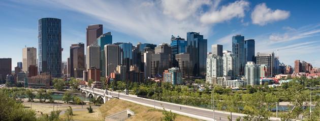 Cityscape of Calgary
