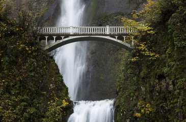 Bridge, Multnomah Falls