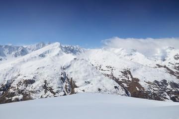 Winter Alps - Massif des Cerces