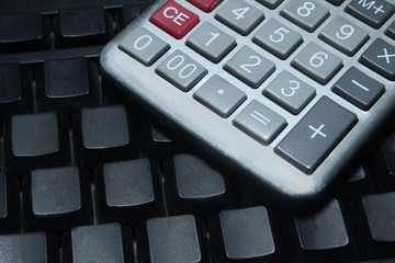Calculator Keypad