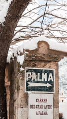 Valldemossa Richtung Palma