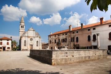 Church San Vicenzo (Svetvincenat)