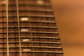 Ausschnitt Gitarrensteg