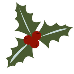 Mistletoe design
