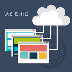 Web housting and technology design