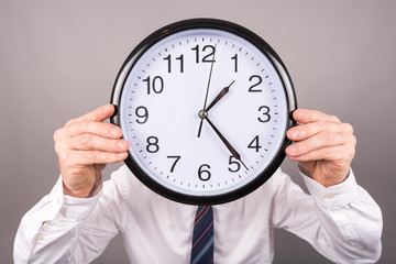 Concept of time at work