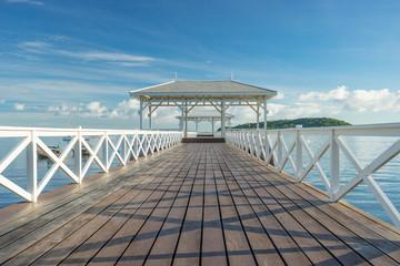 Historical Asdang white bridge