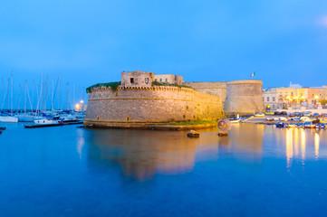 Gallipoli Castello Angioino