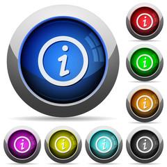 Information button set
