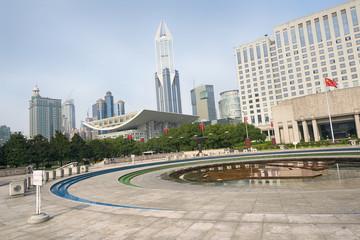Shanghai People`s Square