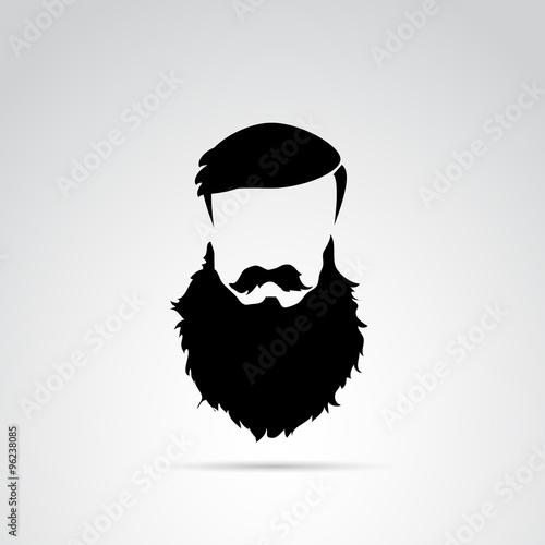 Beard Vector Art | www...