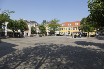 Stadtzentrum Nyköbing