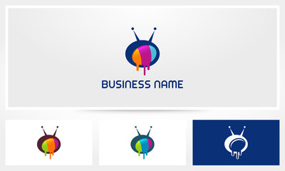 Color Television Logo