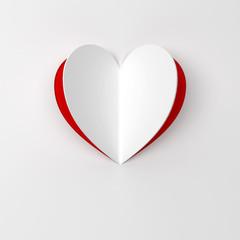 Paper heart