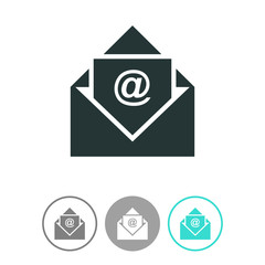 Email vector icon.