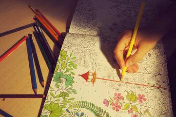 antistress coloring 5