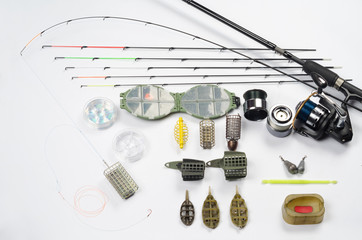 fishing tackle and accessories