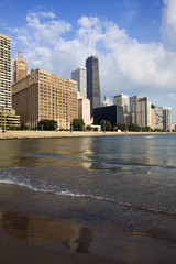 Gold Coast in Chicago
