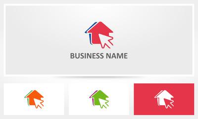 Property Cursor Click Logo