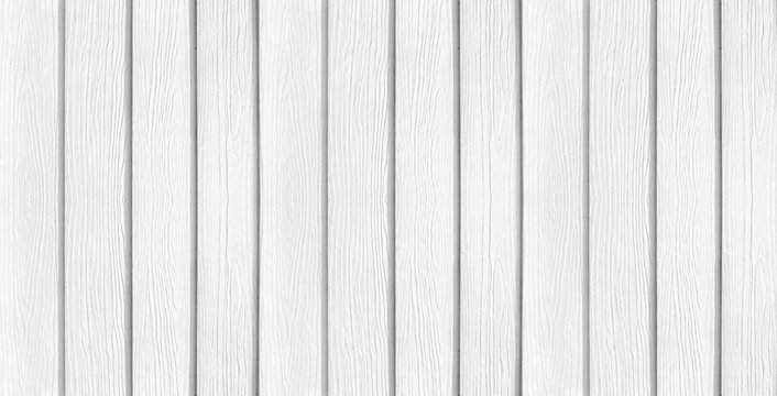White wood texture banner background