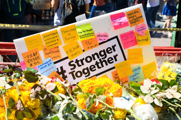 Stronger together - powerful for bangkok