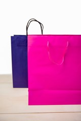 Shopping gift bags