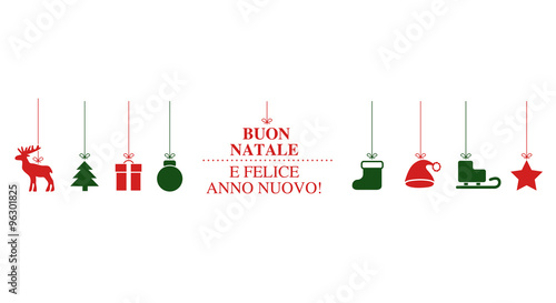 italienische weihnachtsgr e stock image and royalty free vector files on pic