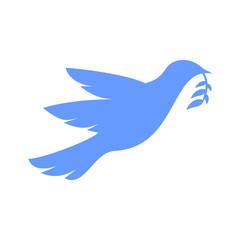 Peace Symbol Dove
