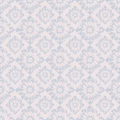 seamless floral vintage pattern