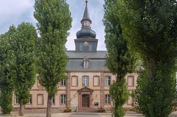 Fotomurales - Brumath, l'Eglise