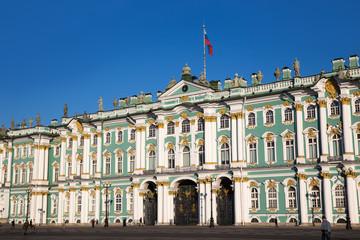 Зимний дворец. Государственный Эрмитаж. Санкт-Петербург