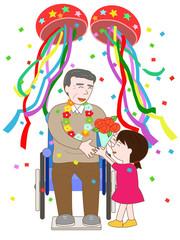障害者のお祝い