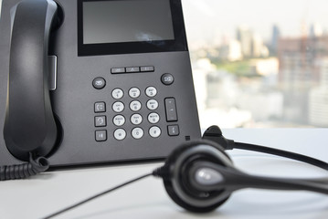 IP Phone Headset