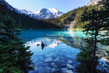 Joffre lake Fototapete