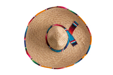 Surprise - what is under the sombrero