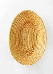 Straw Bread Basket