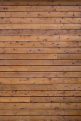 Large Cedar Wood Plank Wall Background Vertical
