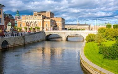Opéra royal de Stockholm, Suède