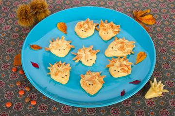 Kekse- Igel